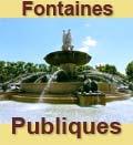 Restauration des fontaines publiques